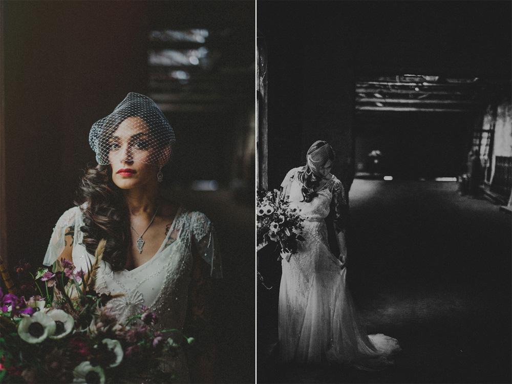 art factory wedding