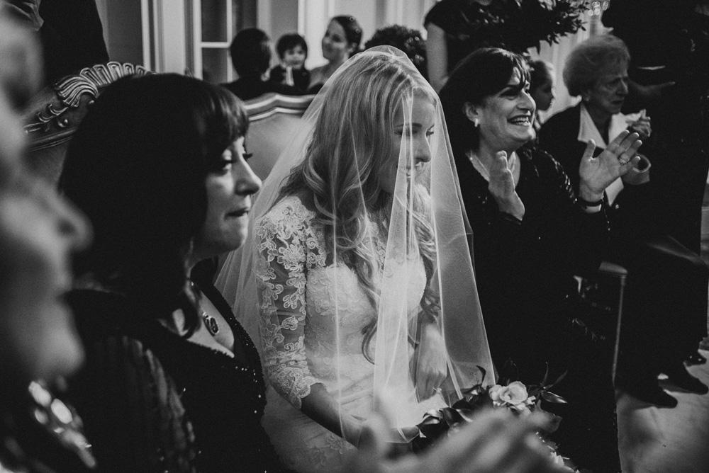 New York Jewish wedding photos