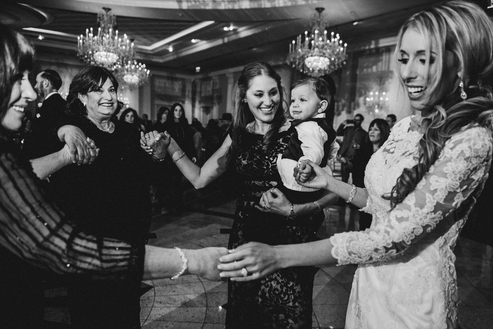 b&w wedding pictures