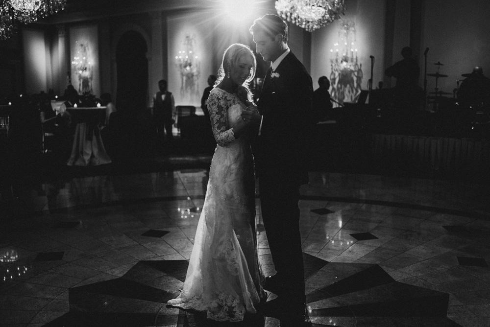 fun reception wedding photos