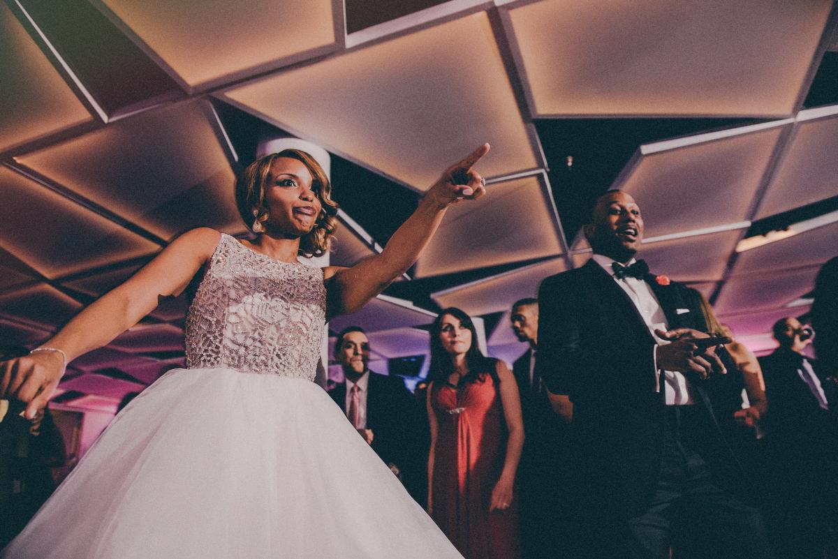 hip hop wedding