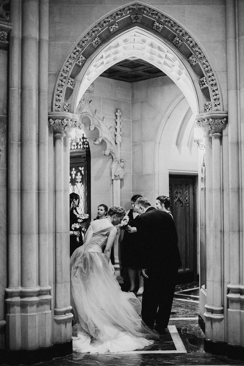 newark cathedral basilica of the sacred heart wedding