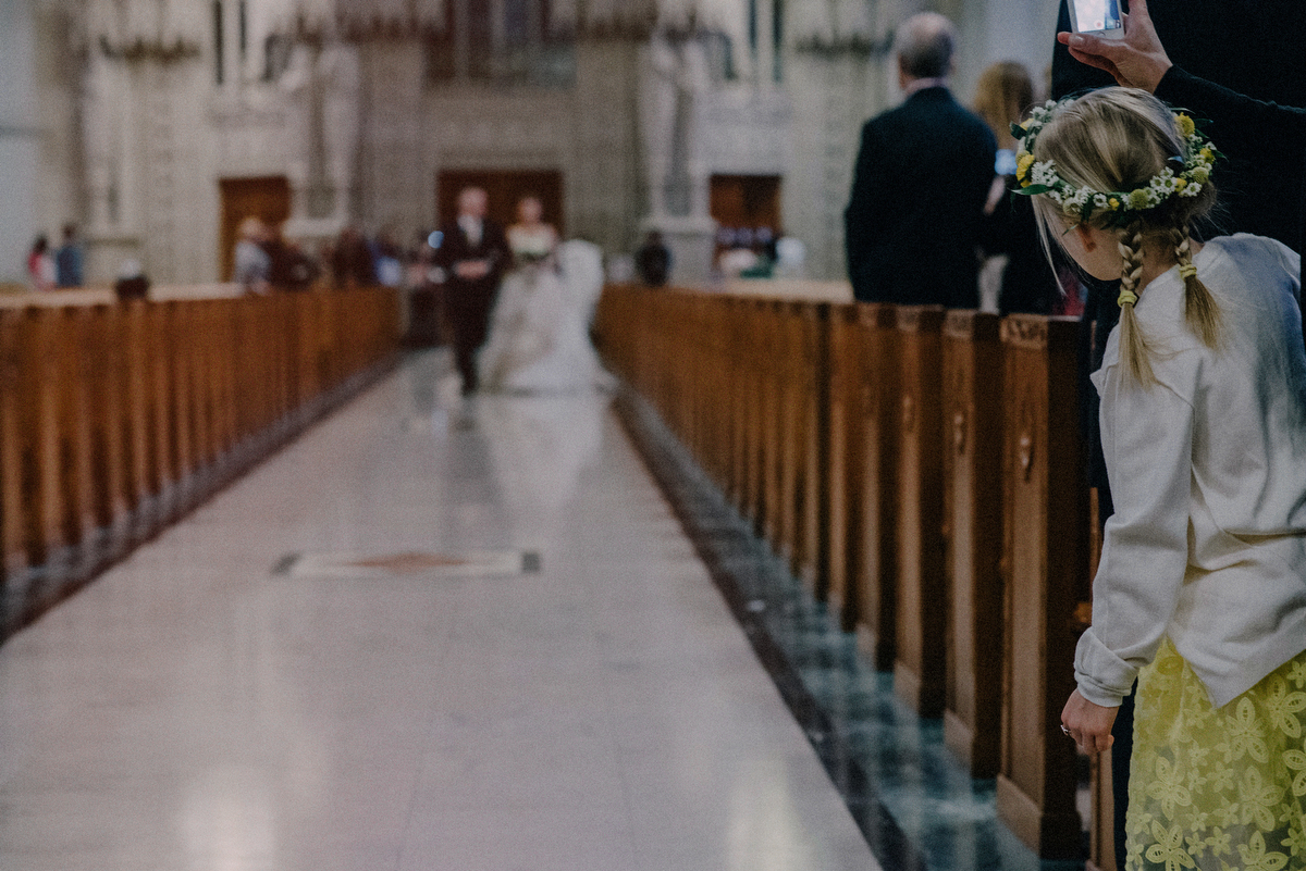 nj cathedral basilica of the sacred heart wedding
