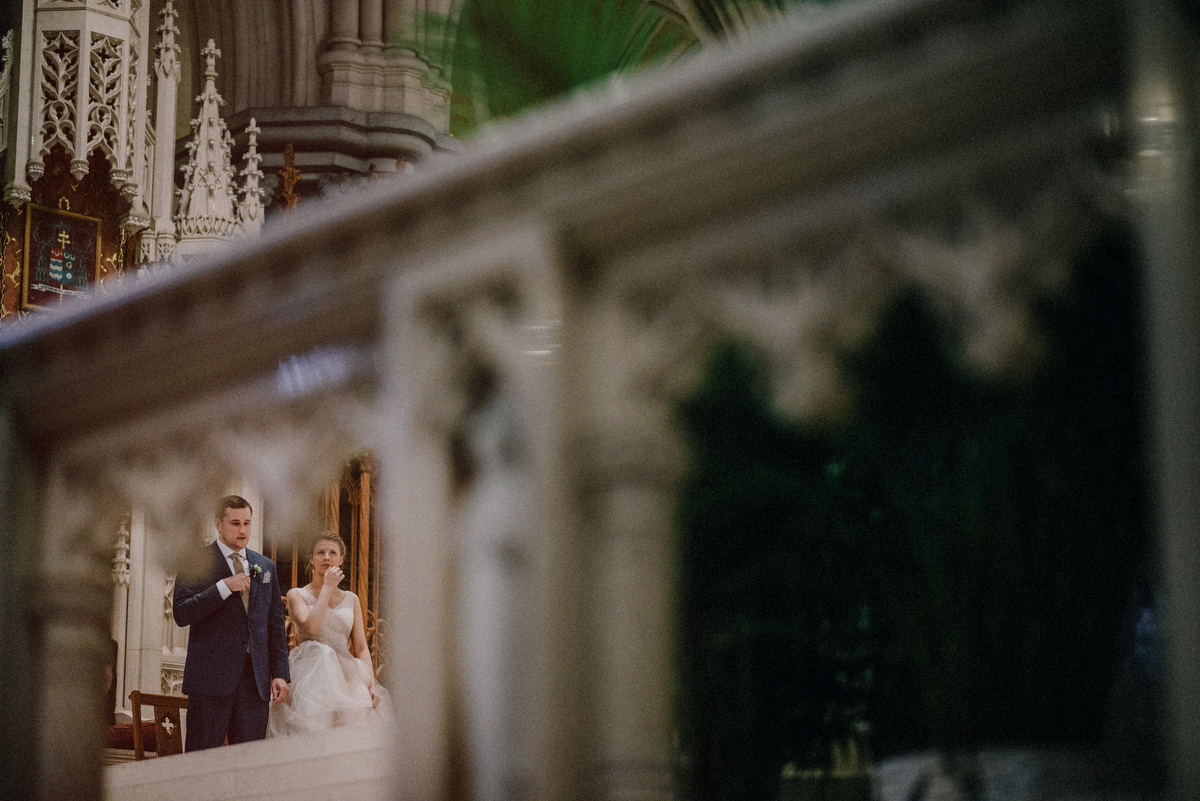cathedral basilica of the sacred heart wedding