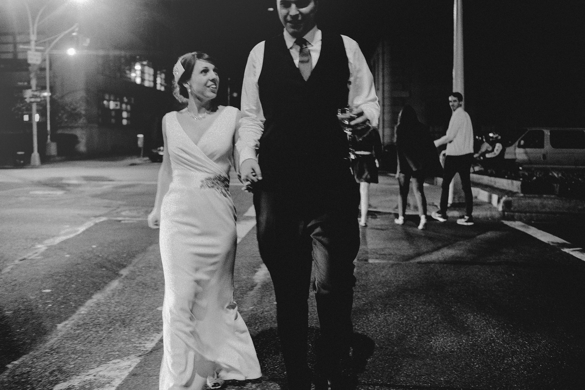 nyc documentary wedding photography