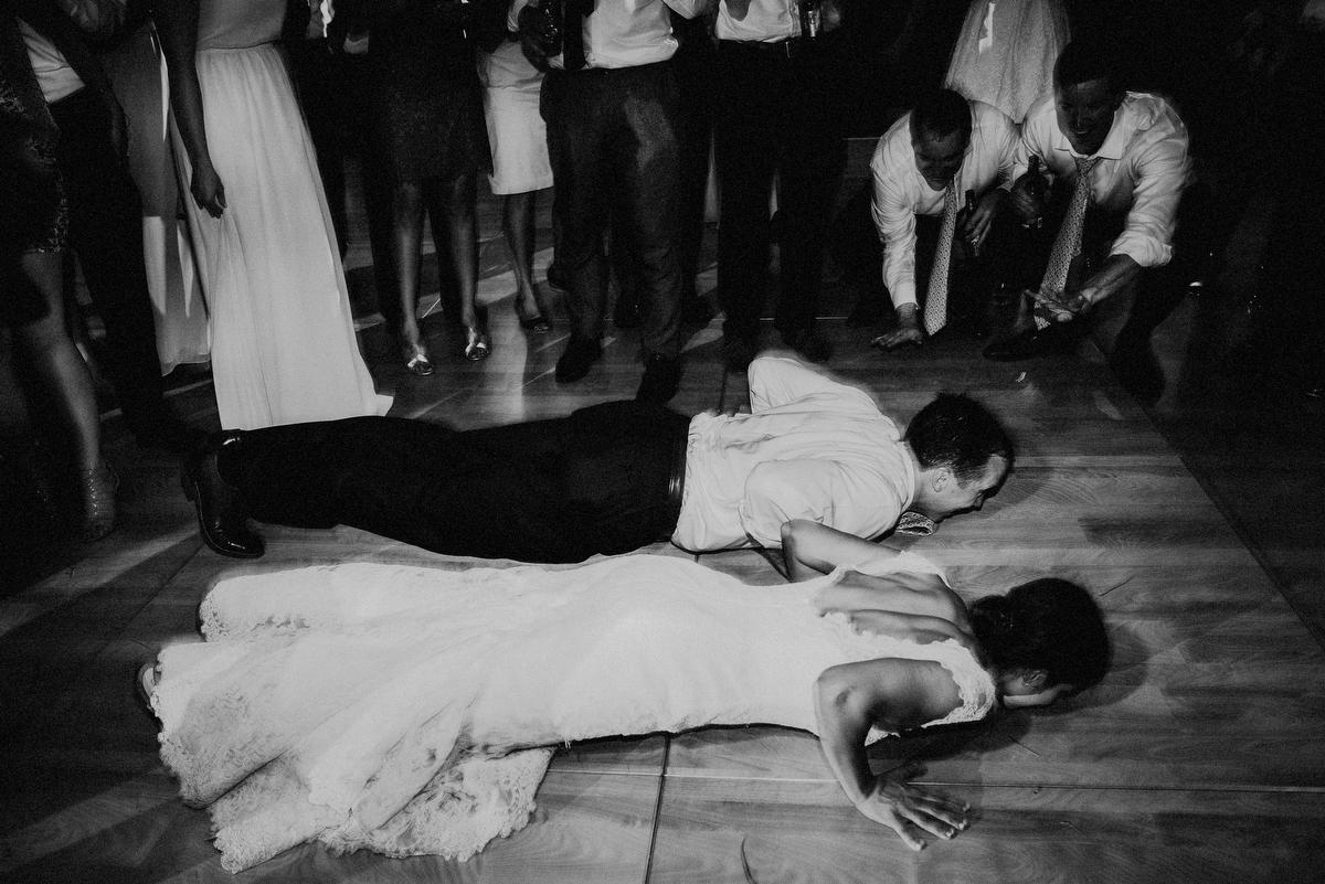 tented wedding reception photos