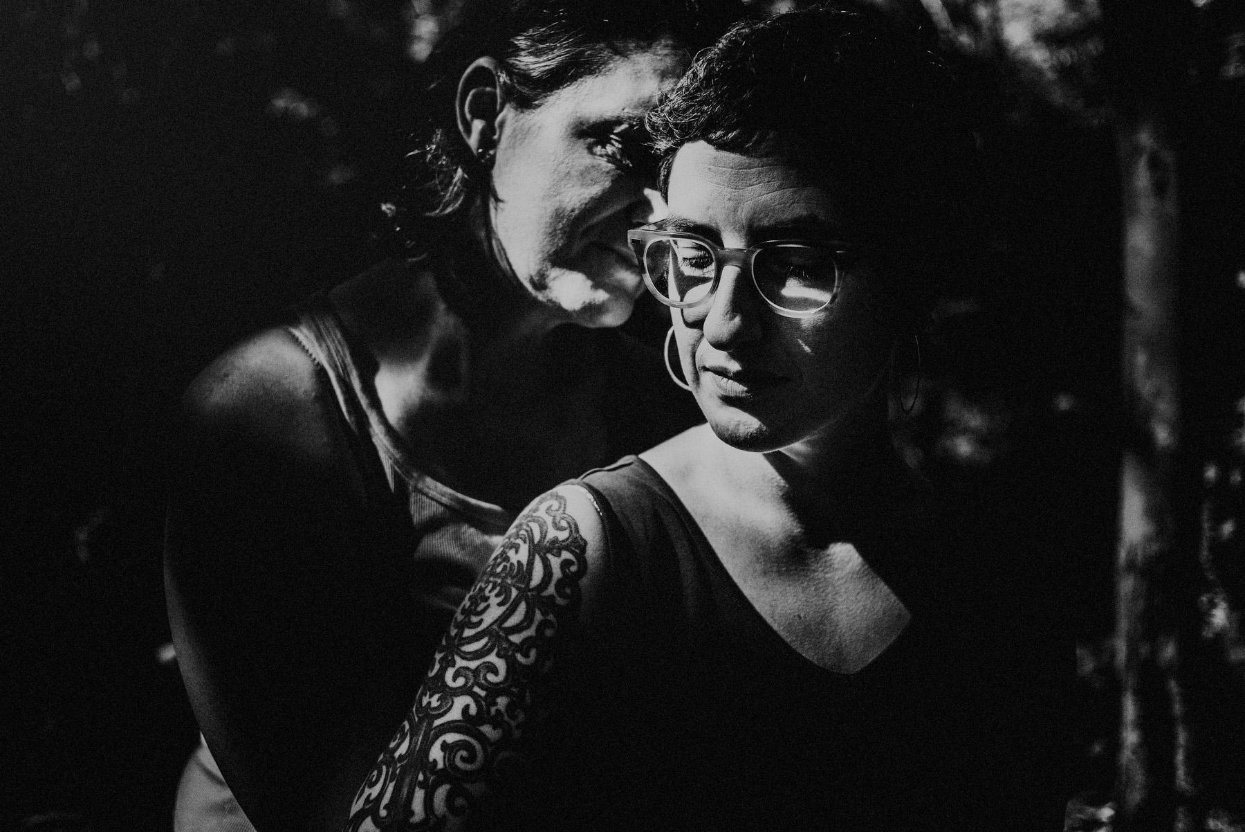 tattooed couples photos