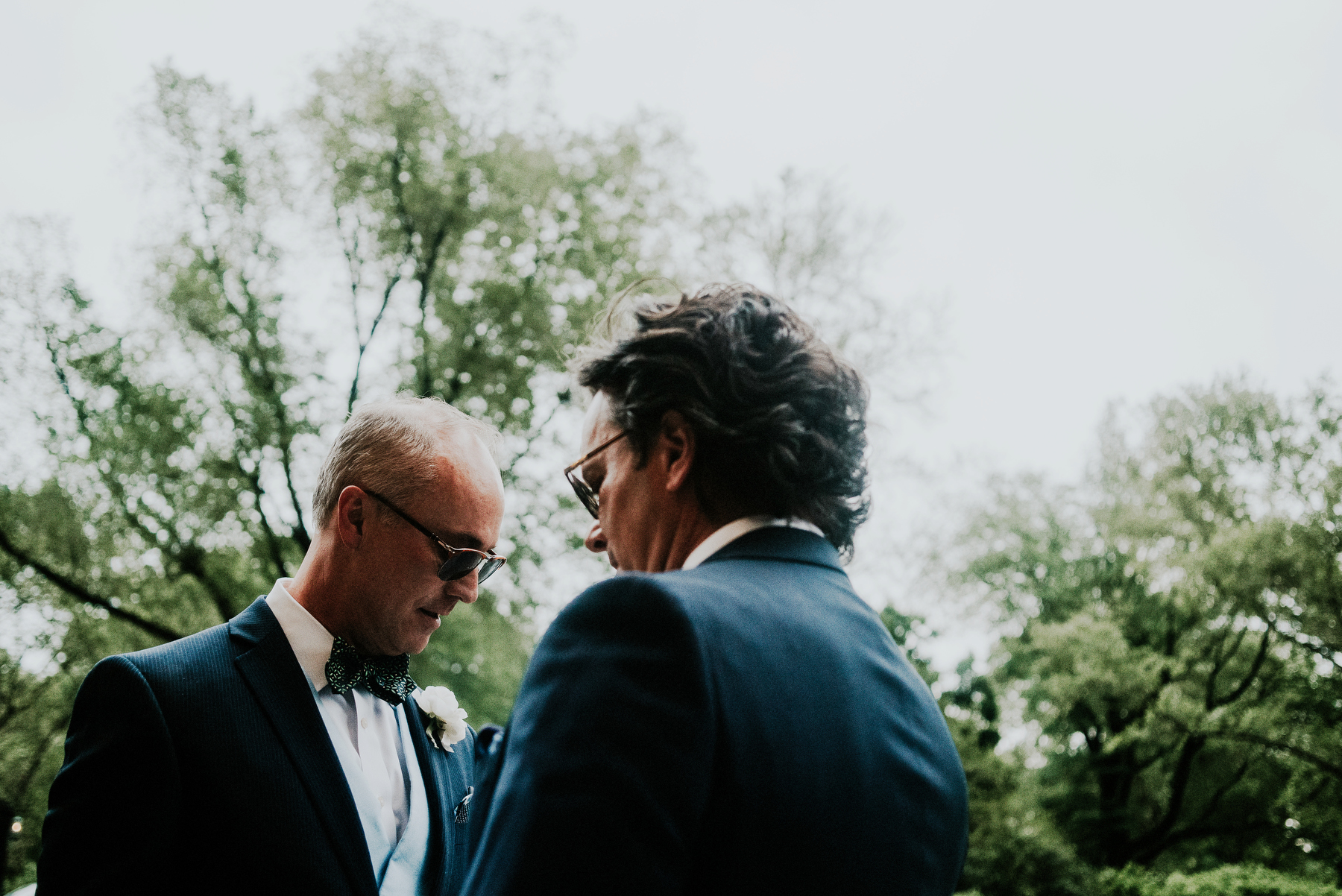 nyc same sex wedding