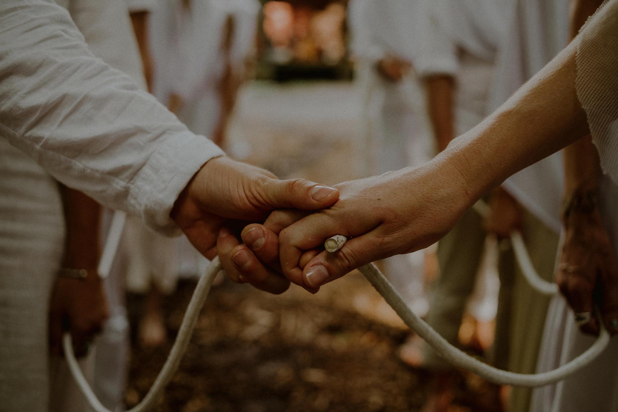 agnostic wedding