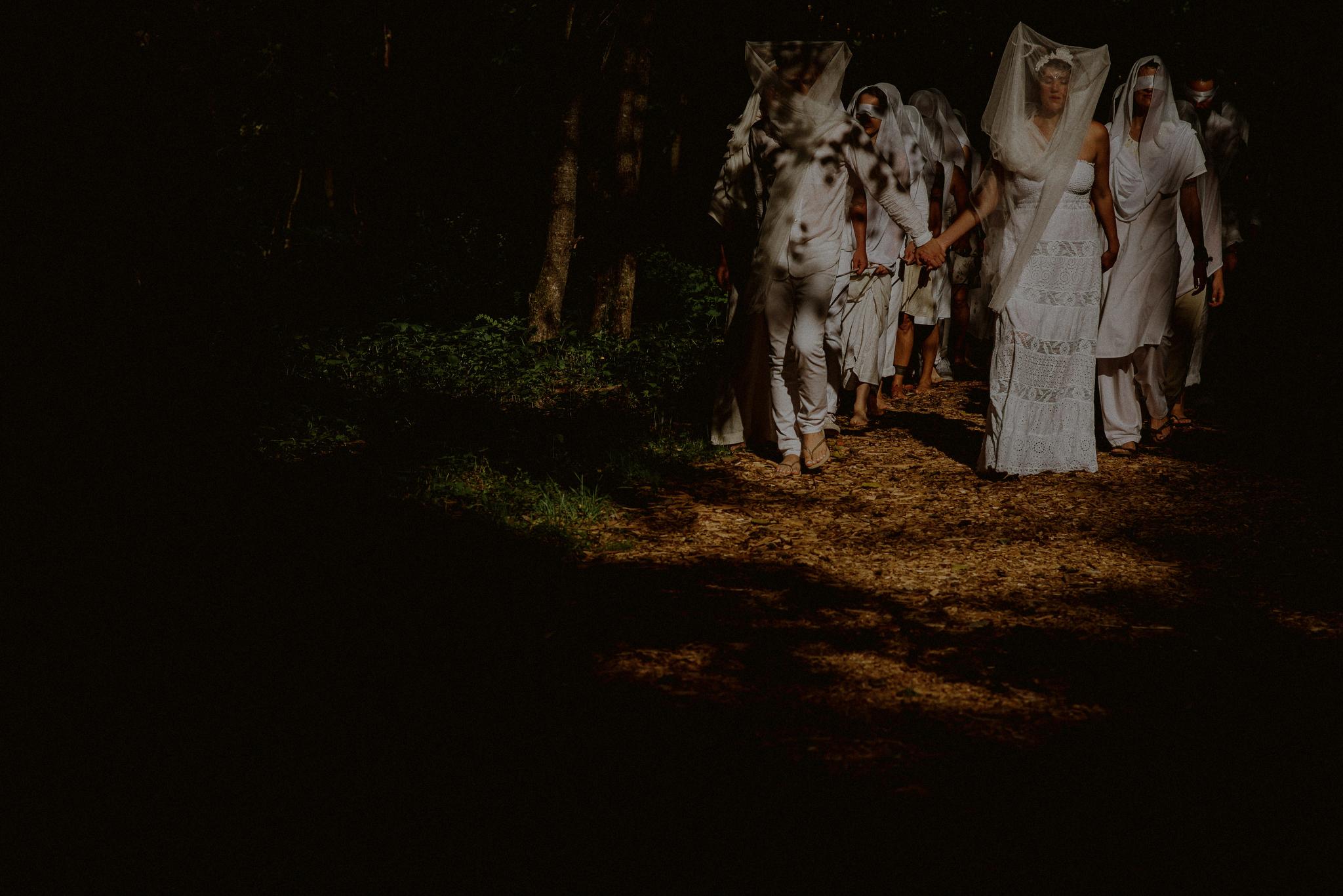 nontraditional wedding