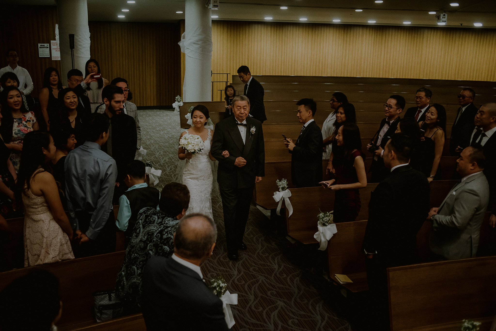 Redeemer Presbyterian Church NYC wedding