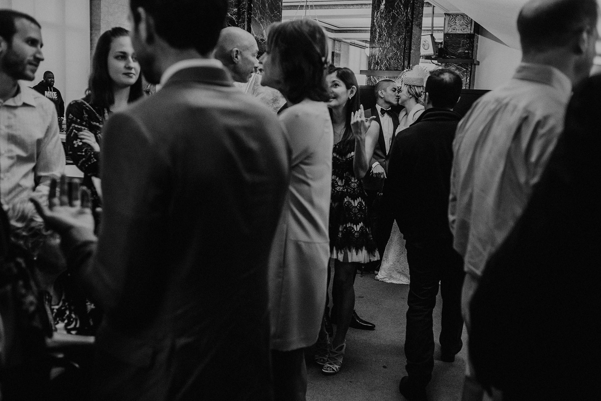 NY City Hall Wedding