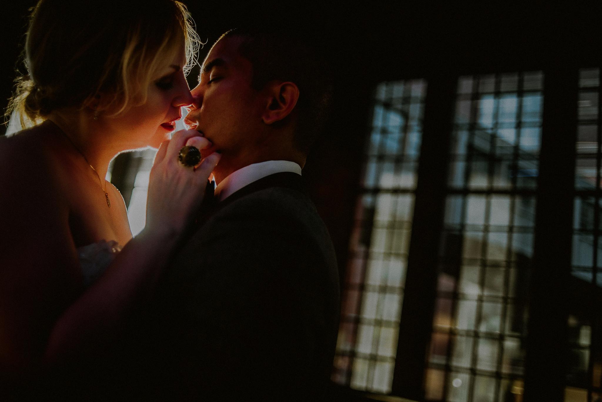 highline wedding photos
