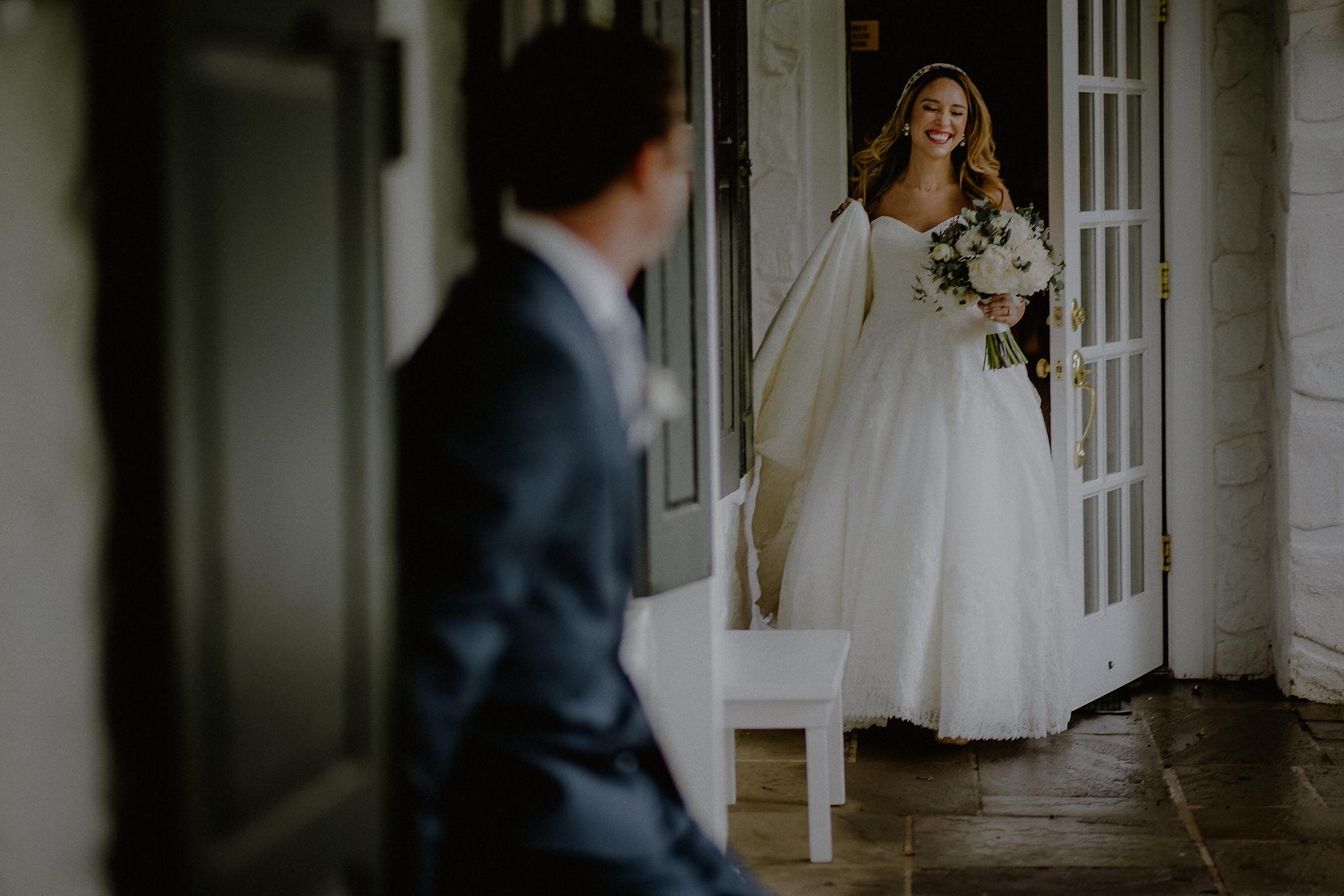 Somerset Hills country club wedding