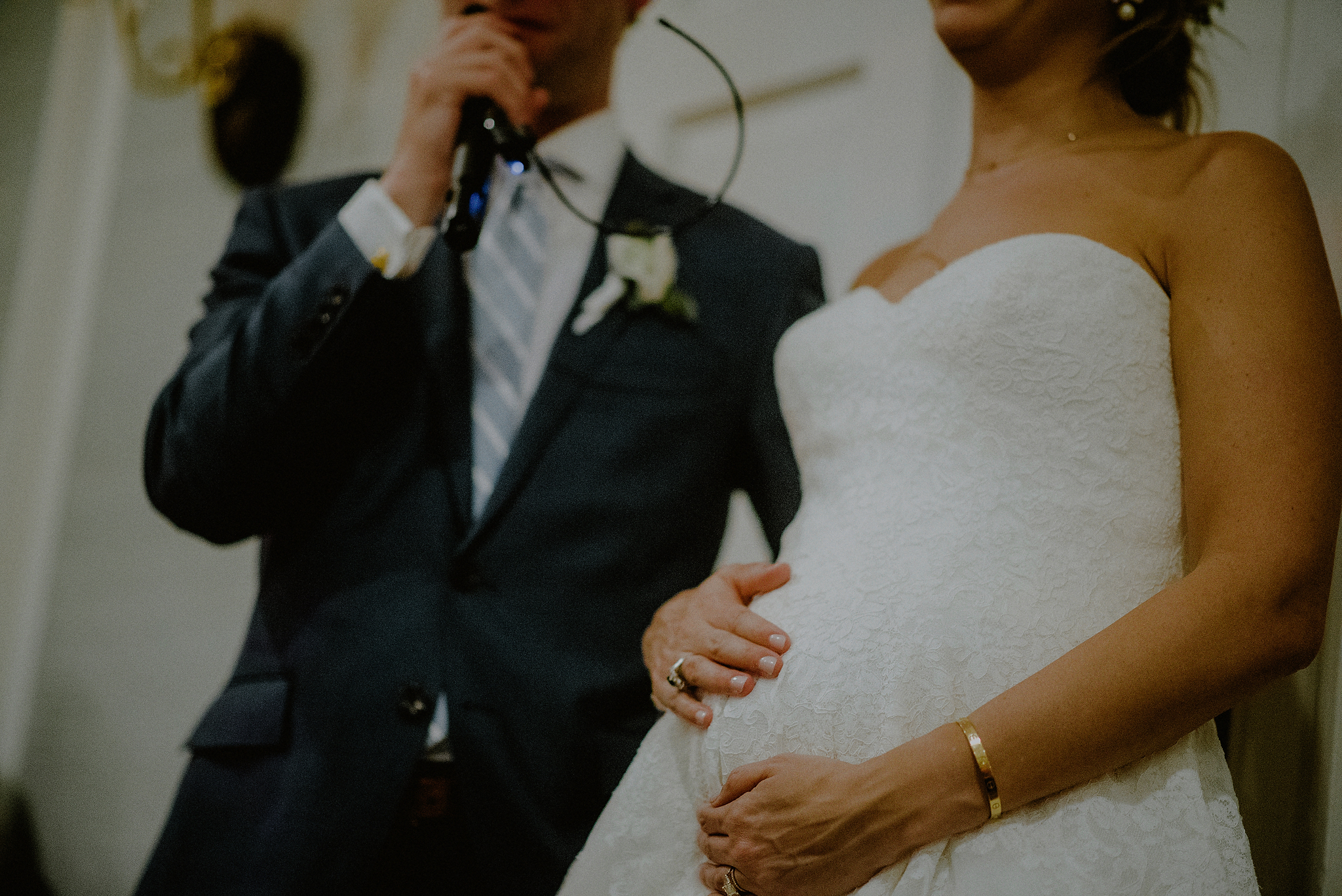 creative light wedding photos