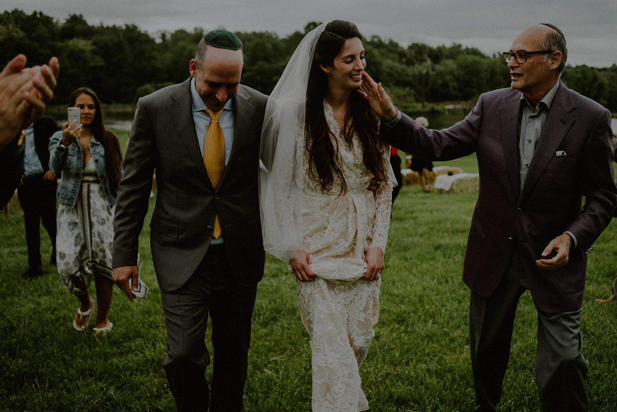 jewish farm wedding