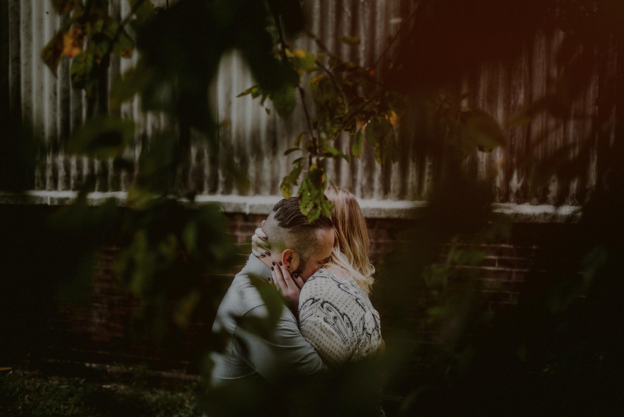 organic wedding photos