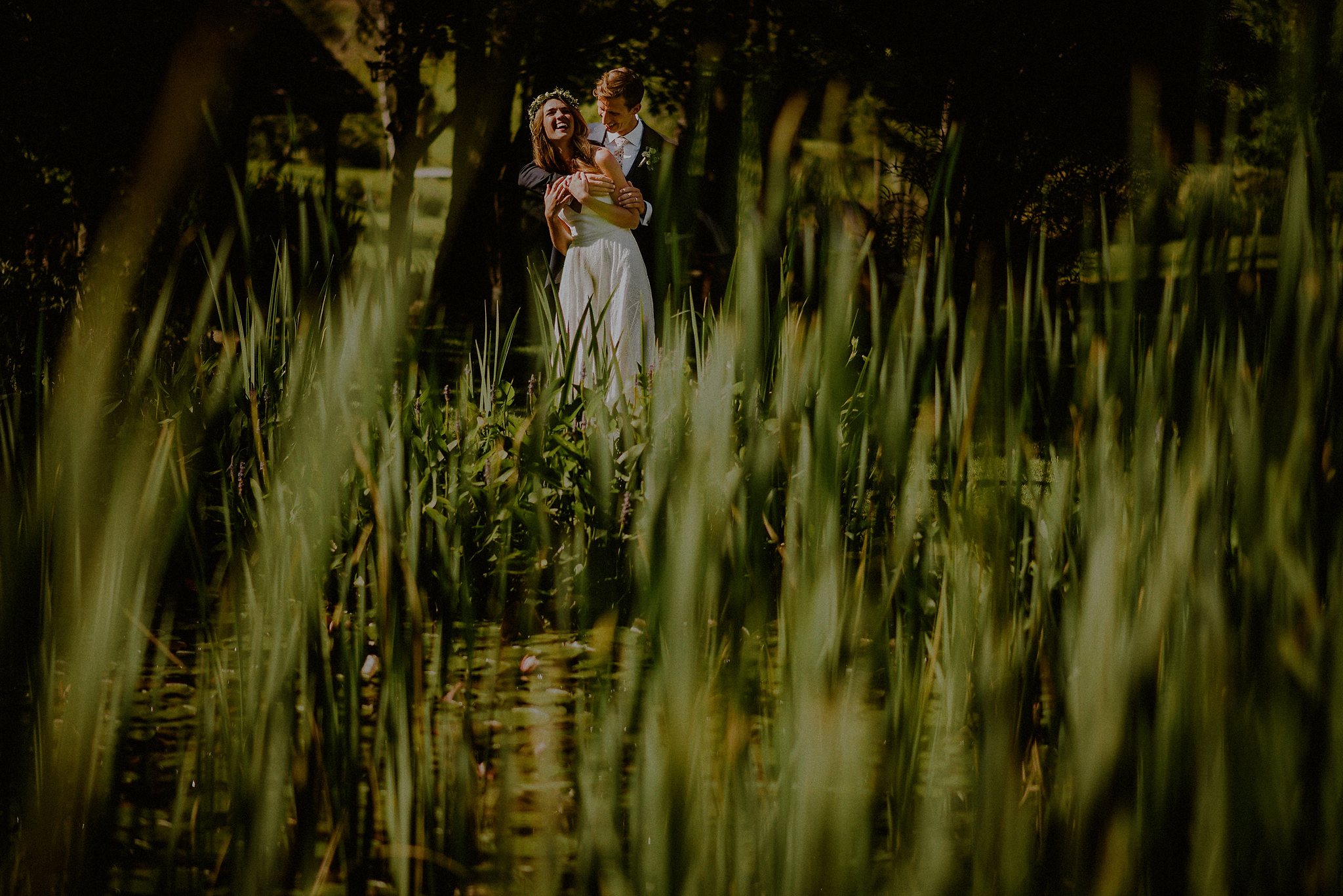 Summer wedding in VT