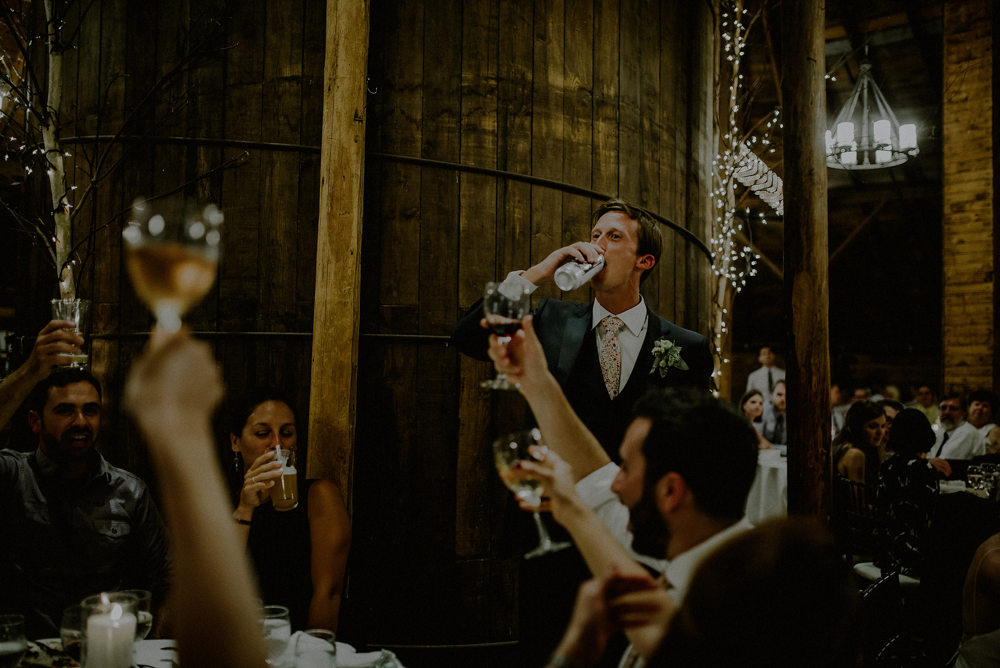 farm wedding images
