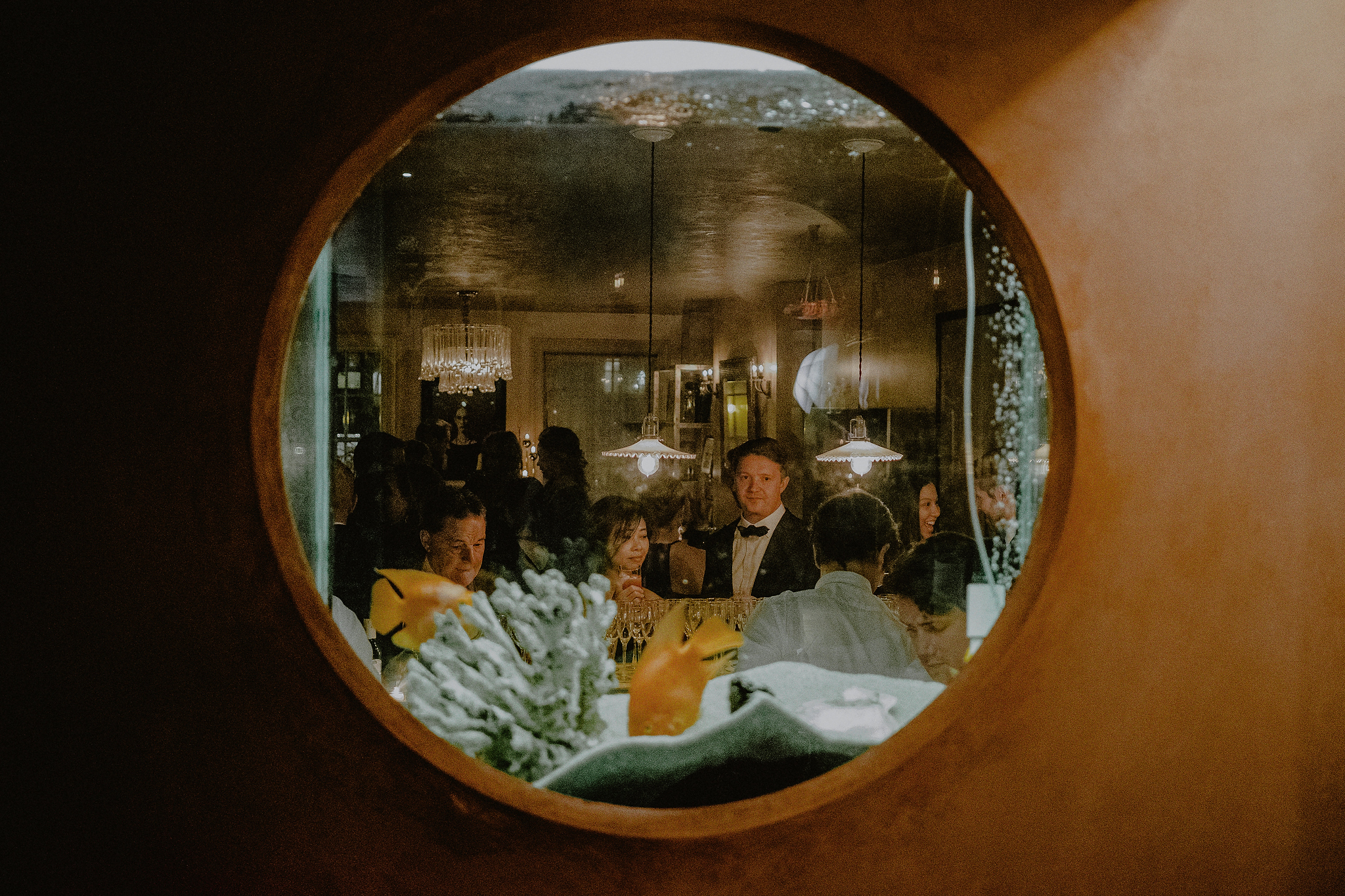 intimate wedding pictures in new york