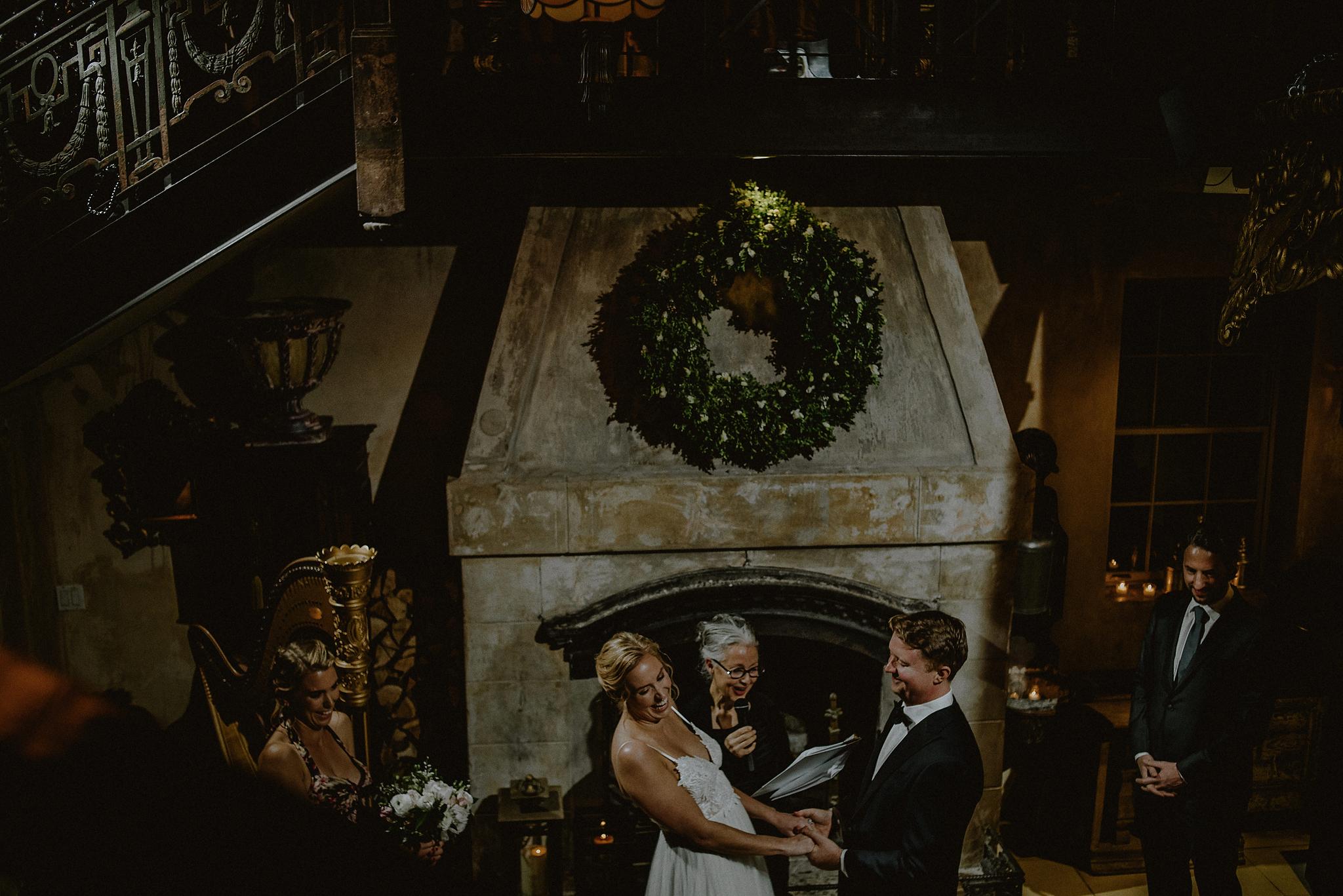 19th century decor wedding
