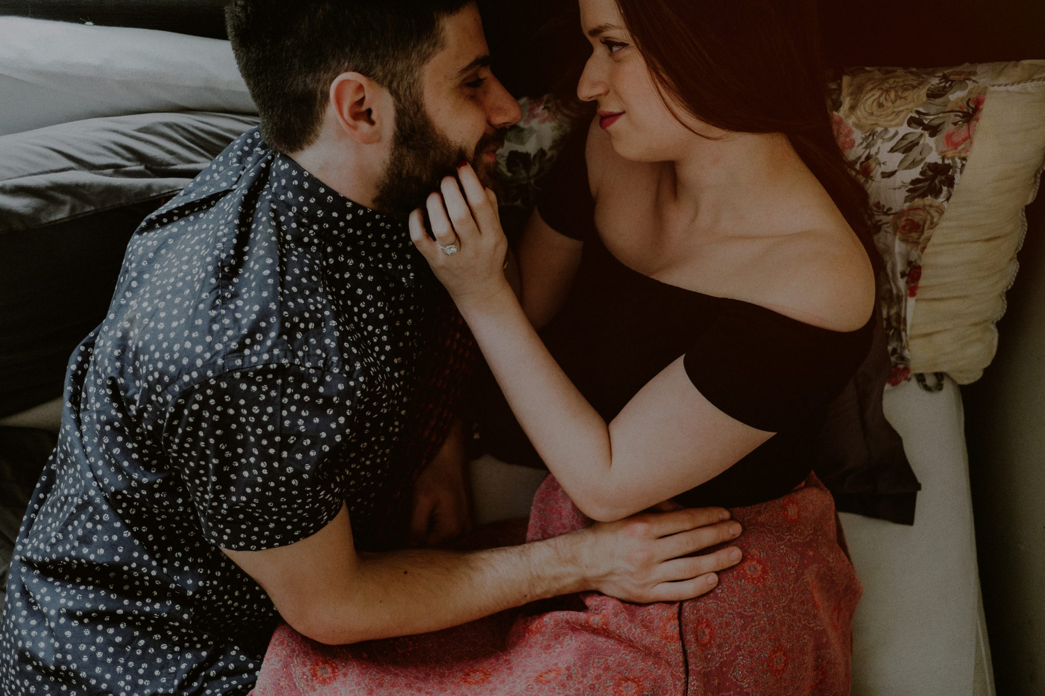 cool engagement pictures