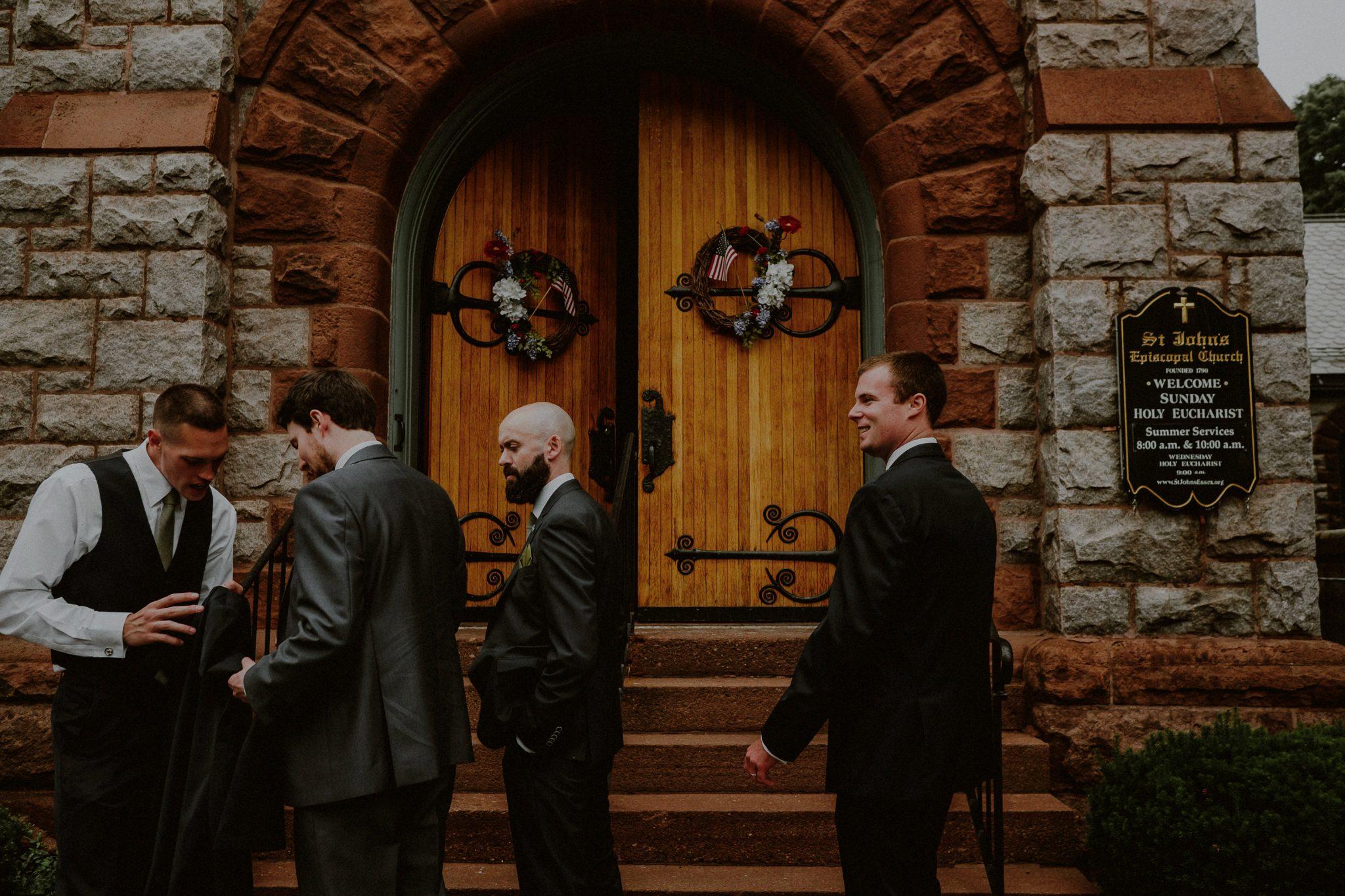 CT Wedding photos