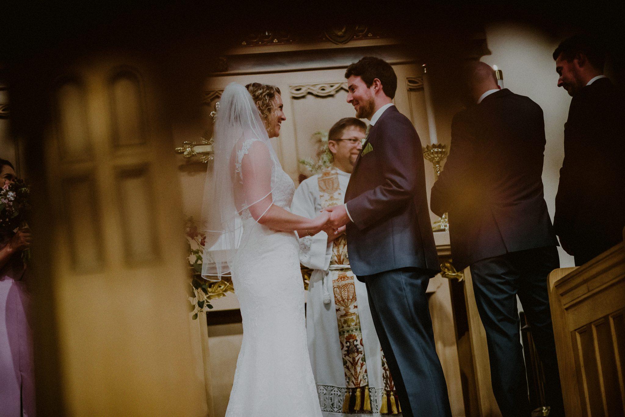 church wedding CT