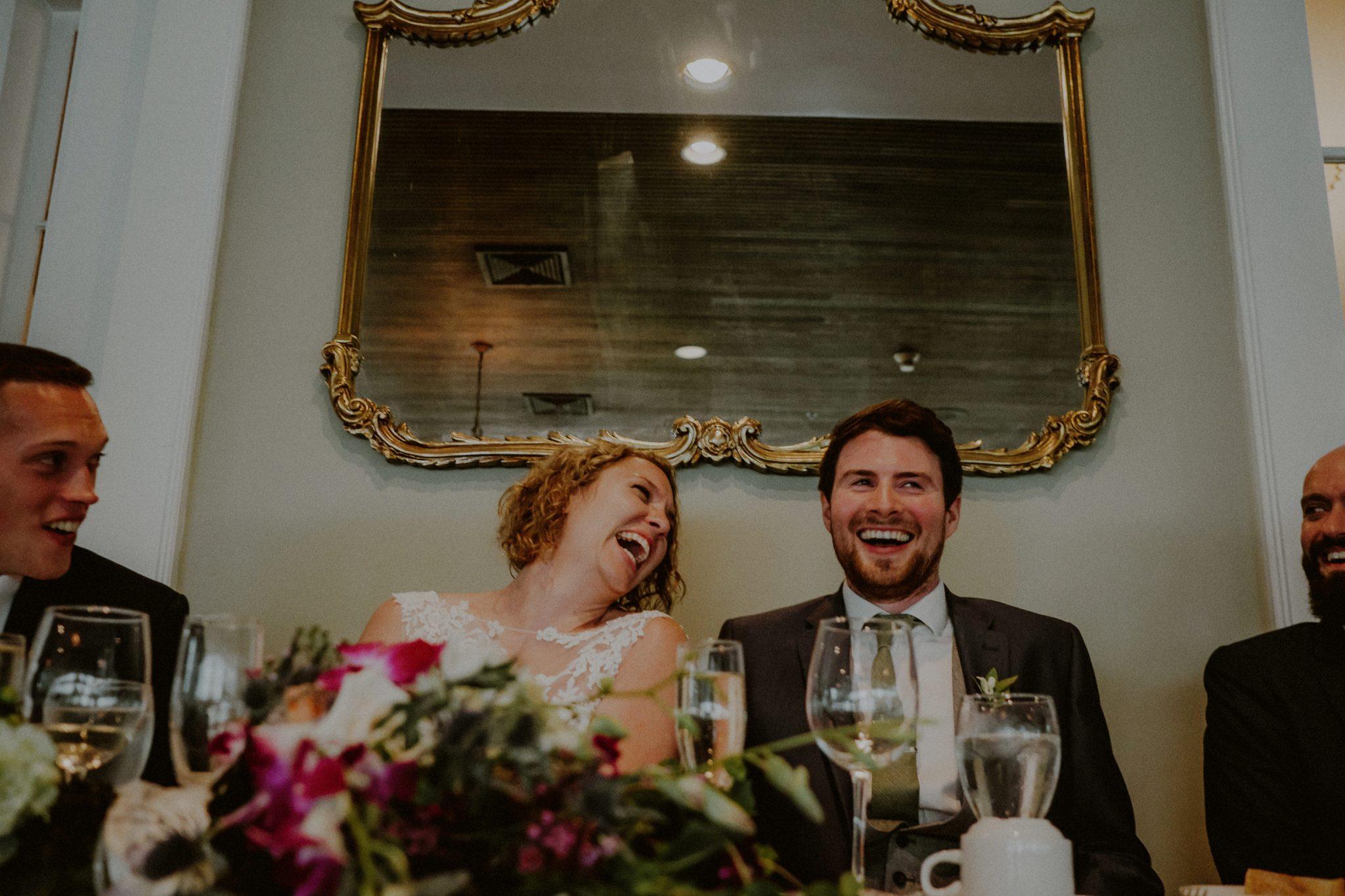 restaurant wedding reception in CT
