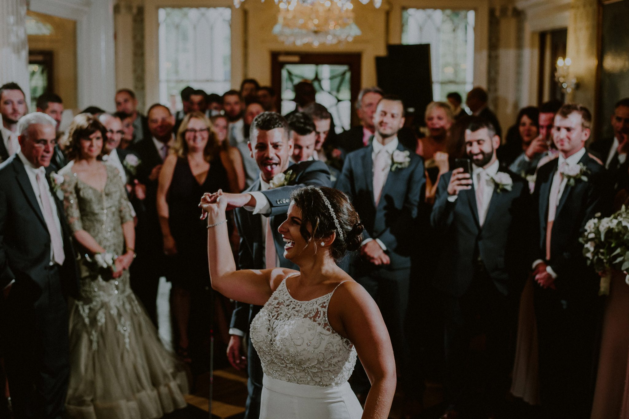 intimate wedding in CT