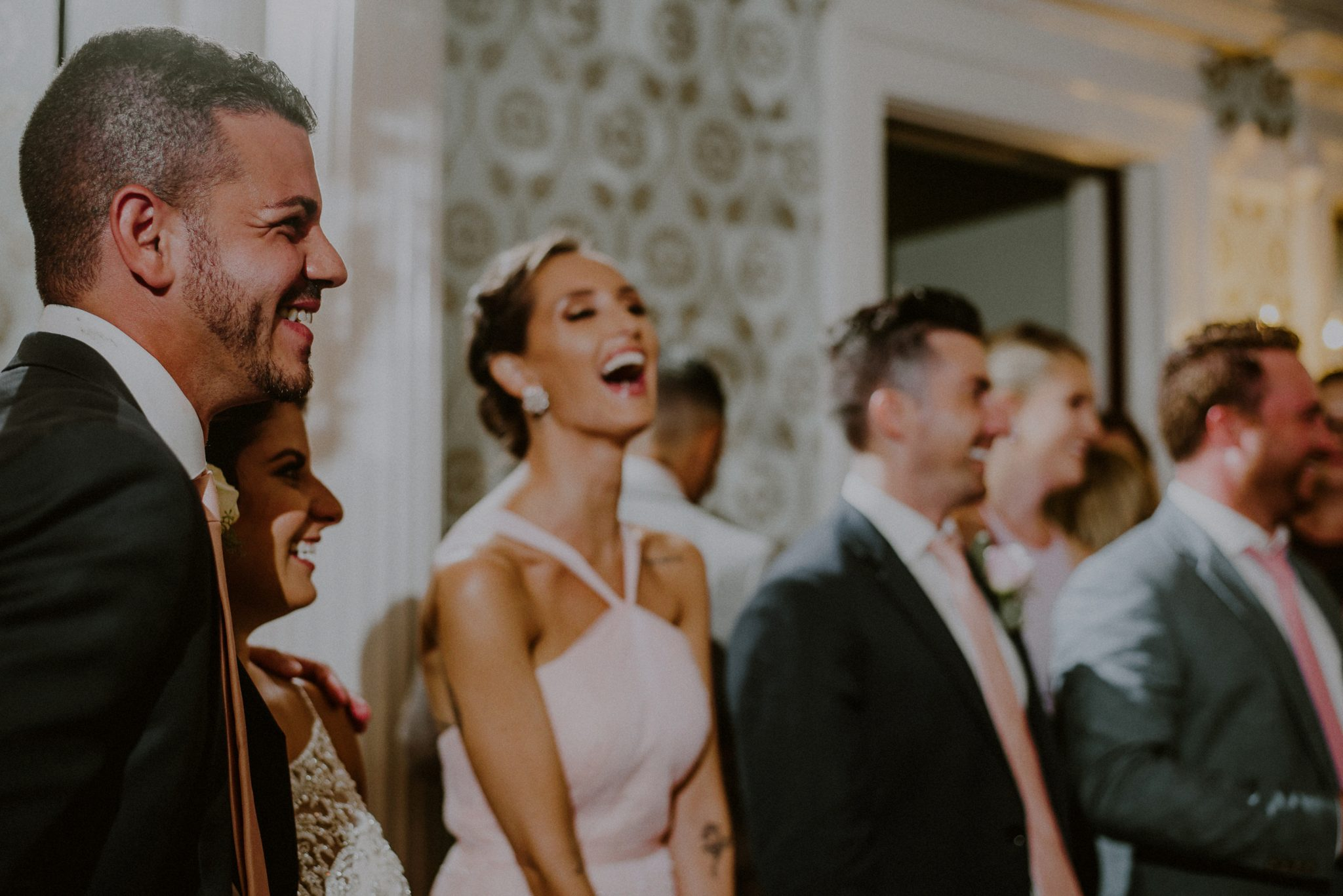 documentary wedding photographer in CT