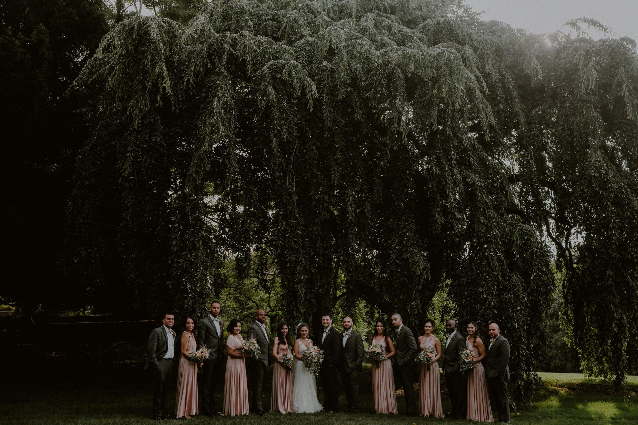 ... NJ Botanical Gardens Wedding Photos ...