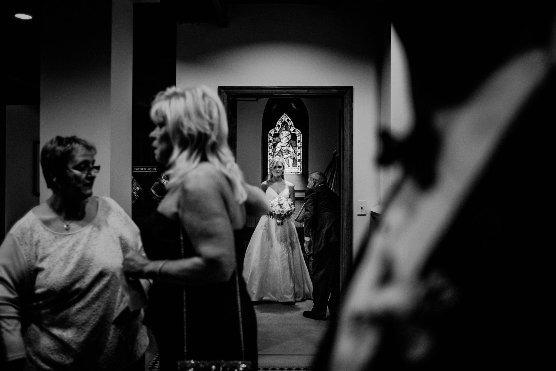 Assumption Church Morristown wedding