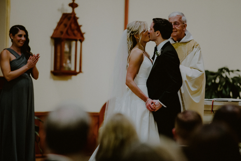 Morristown NJ church wedding