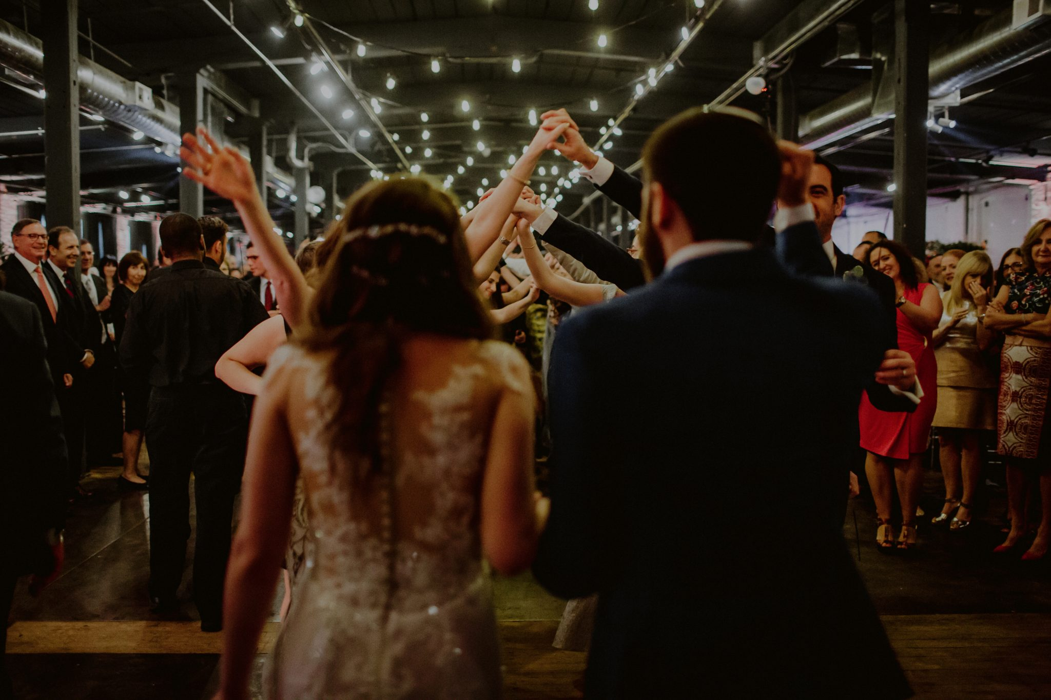 NJ Jewish wedding photographs