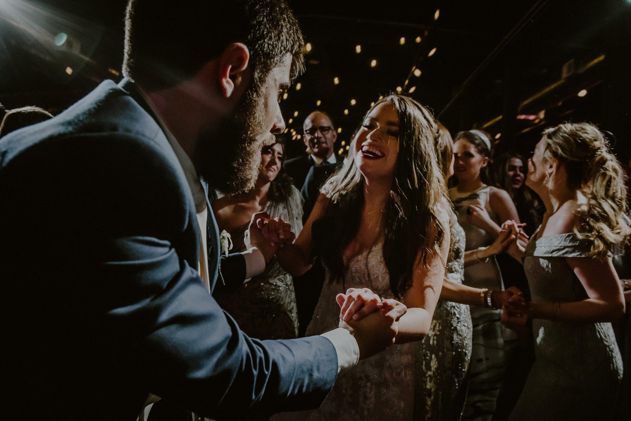 Jewish wedding in Brooklyn