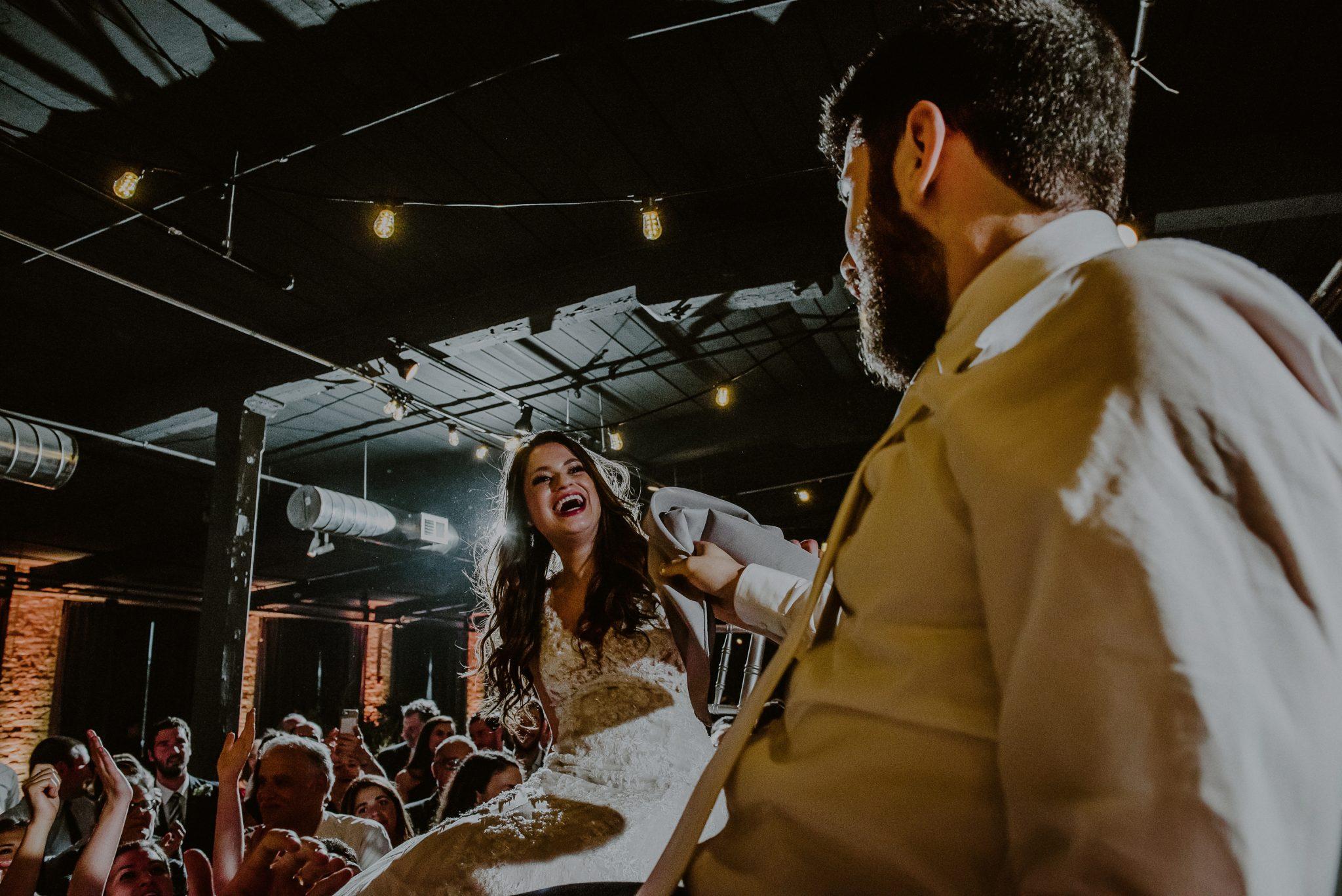 Brooklyn Jewish wedding photographer