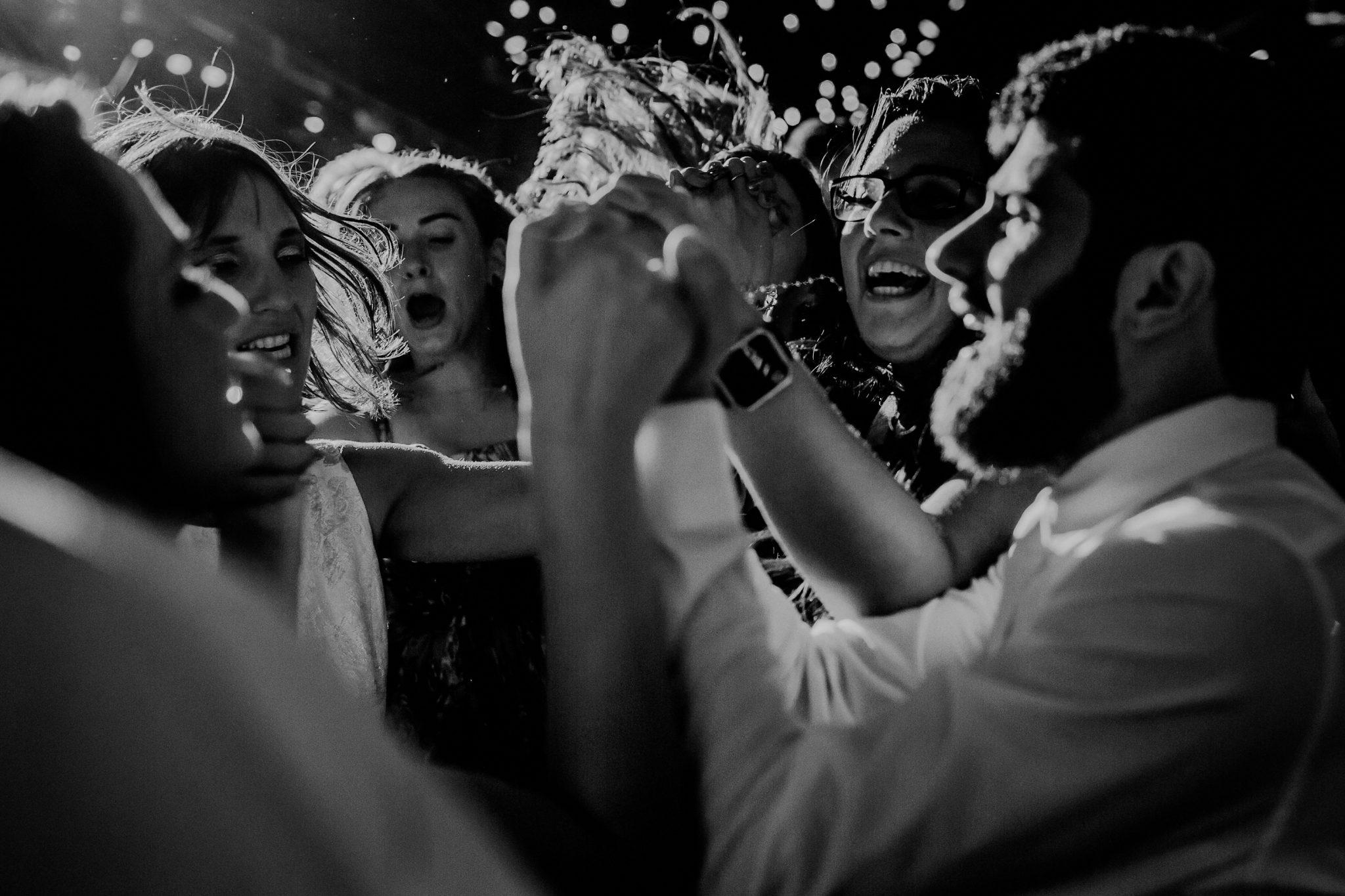 Factory 220 Jewish wedding