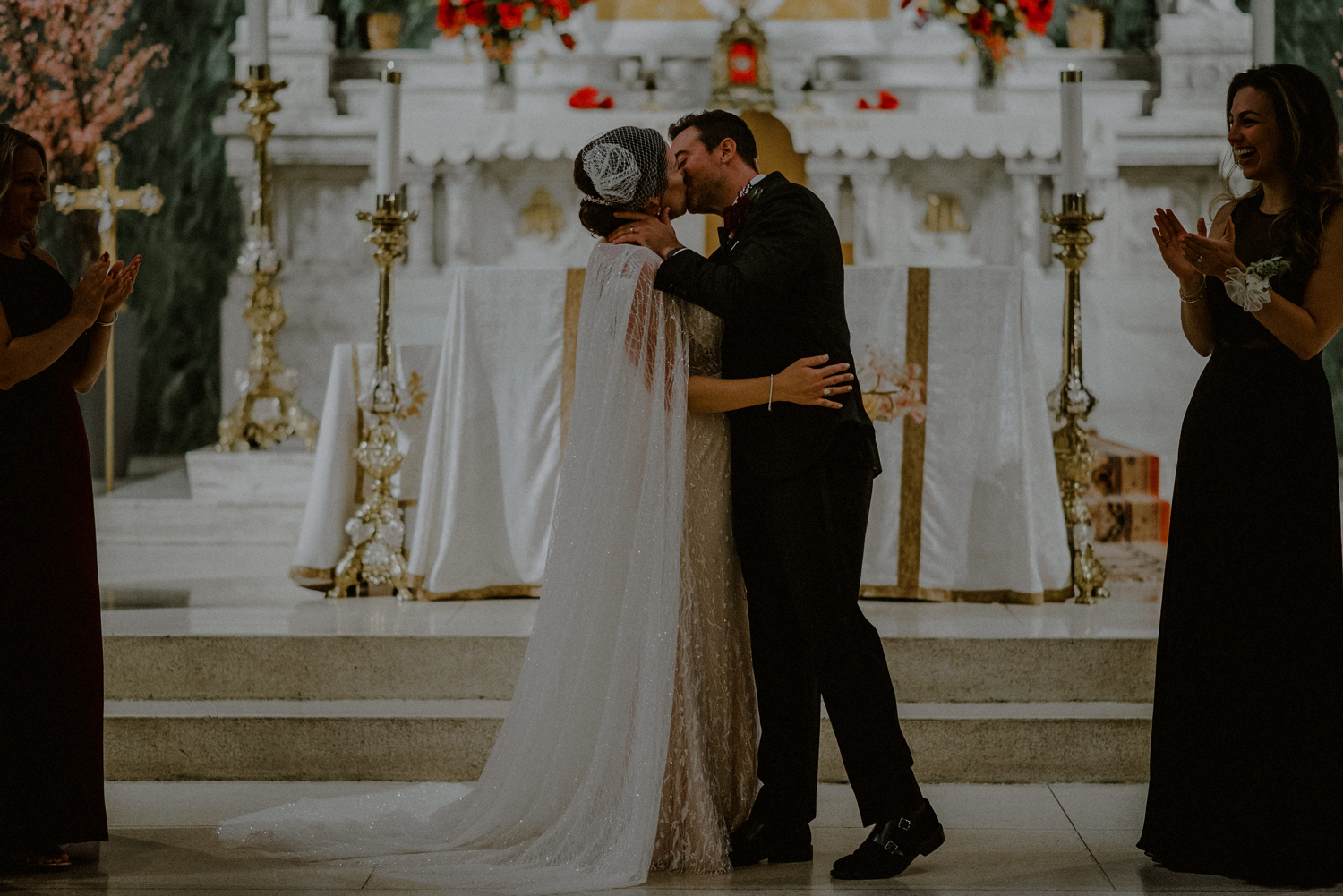 nyc catholic church wedding