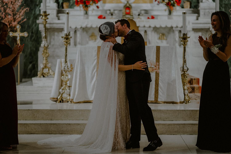 nyc catholic church wedding