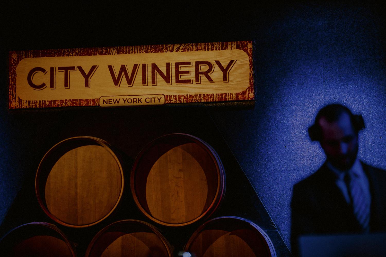 city winery new york weddings