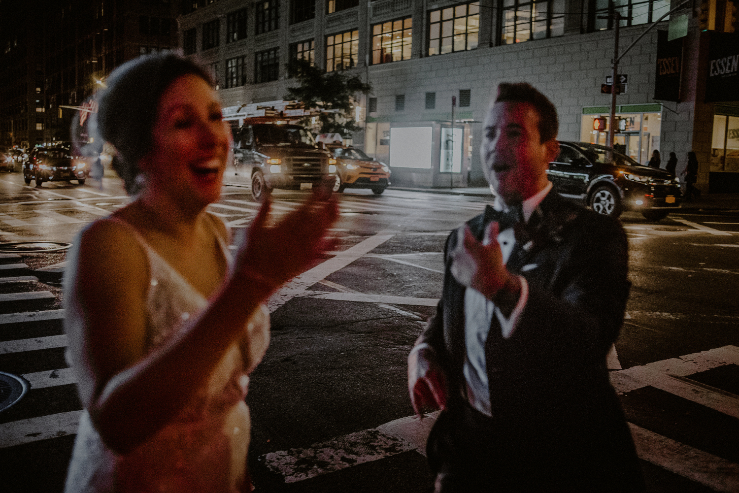 Varick Street wedding photos