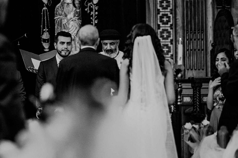 Egyptian wedding