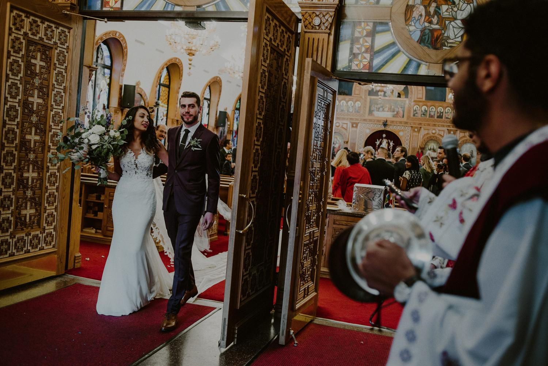 egyptian religious wedding ceremony