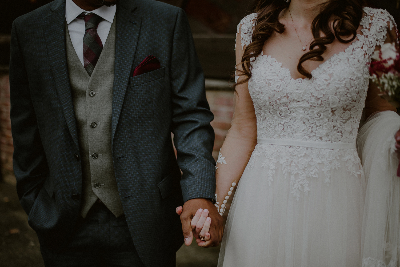 city wedding pictures