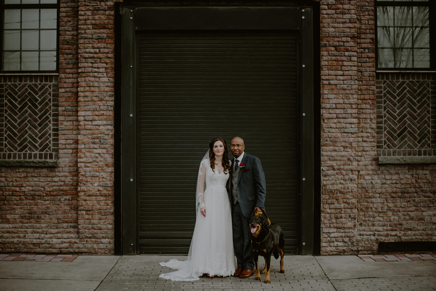 city wedding pictures