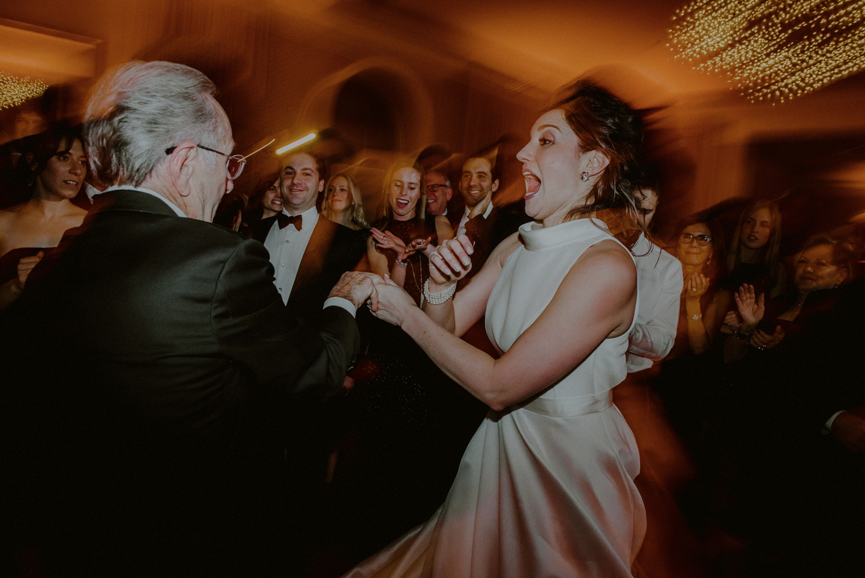 nybg wedding reception