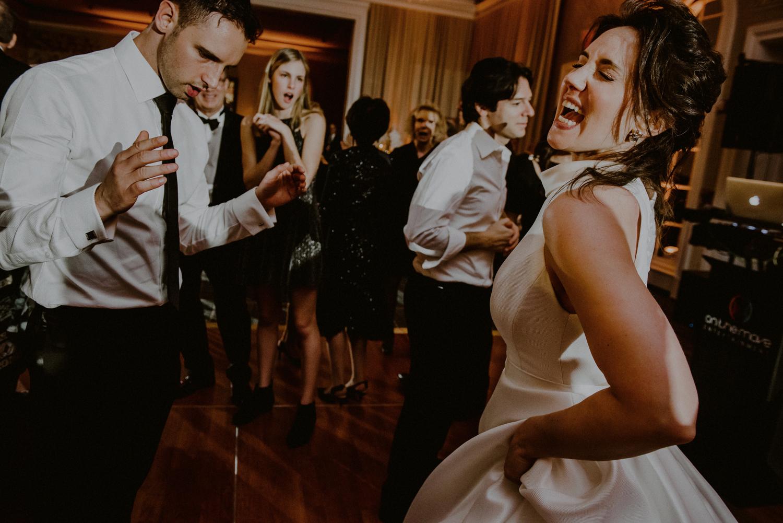 ny winter wedding