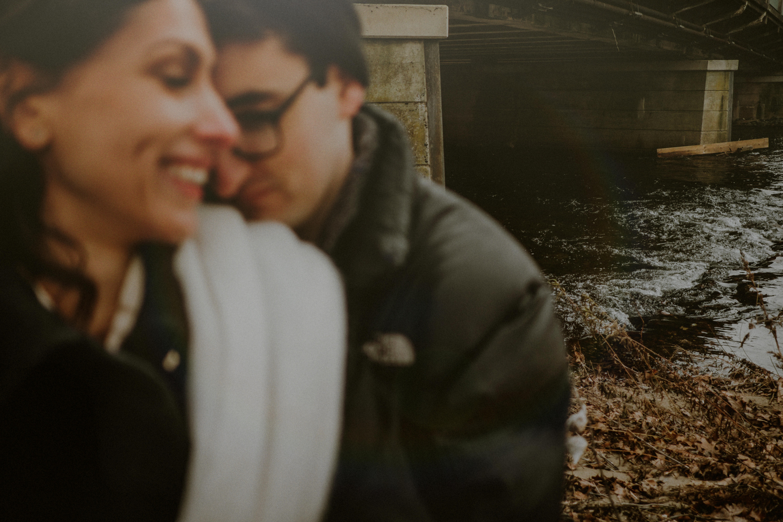 NJ documentary wedding photographer