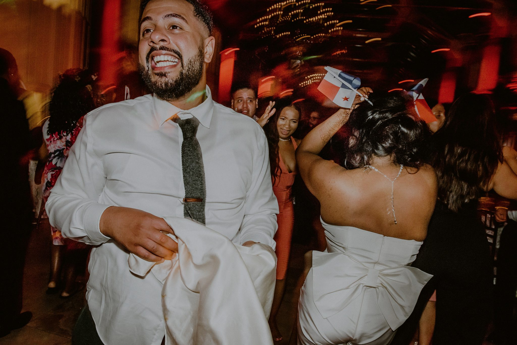 latin dance party wedding moments at fox hollow